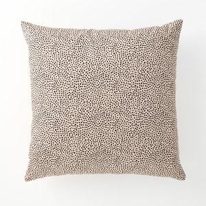 Sunrise Cotton Satin Cushion Cover La Redoute Interieurs