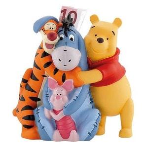 Tirelire Winnie l'ourson et ses amis BULLYLAND