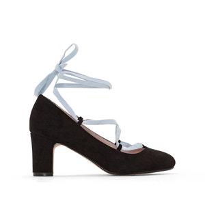 Zapatos de tacón con lazada MADEMOISELLE R