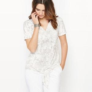 T-shirt à nouer ANNE WEYBURN