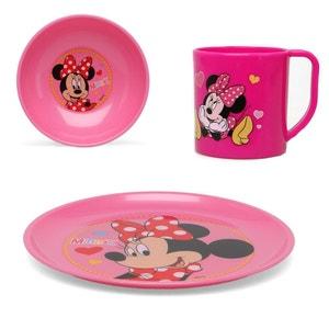 Minnie Mouse - kit 3 pieces Vaisselles Repas Enfants DISNEY