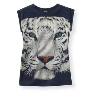 Pyjama jersey imprimé 10-16 ans La Redoute Collections