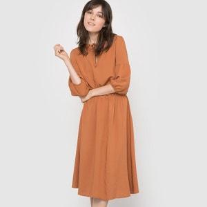 Softly Draping Midi Dress R édition