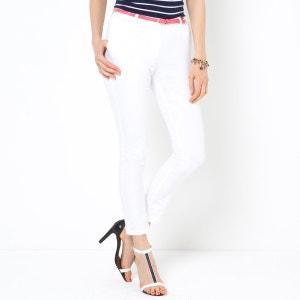 Pantalon 7/8ème coton stretch R essentiel