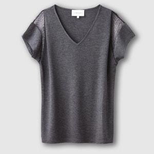 Camiseta de dos tejidos SUD EXPRESS