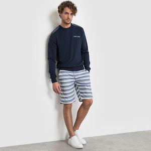 Striped Bermuda Shorts La Redoute Collections