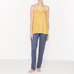 Pyjama top fines bretelles LOVE JOSEPHINE