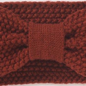 Knitted Headband MADEMOISELLE R