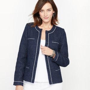 Woven Jacket ANNE WEYBURN