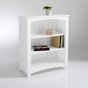 Perrine Small Solid Pine Bookcase La Redoute Interieurs