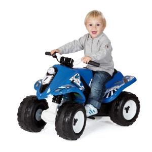 Quad électrique Rallye bleu SMOBY