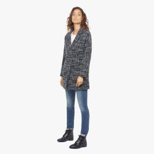 Manteau en tweed DDP