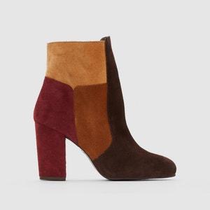 Boots met hak CASTALUNA