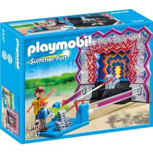 Playmobil Summer Fun - Stand de Chamboule-tout - PLA5547 PLAYMOBIL