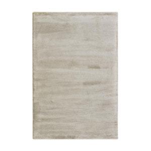 Tapis de salon moderne en polyamide tufté blanc cassé Pax Angelo ANGELO