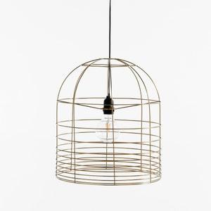 Hanglamp in metaal, zonder elektrische kabel, Ø40 cm BRIGITTE BARDOT X LA REDOUTE