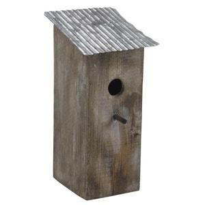 Nichoir oiseau Toit zinc MASTERY