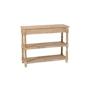 Table console la redoute for Miroir 120x40