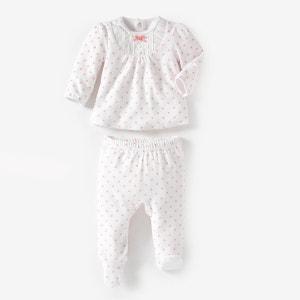 Piżama welurowa 2 częściowa 0 miesięcy-3 lata R mini