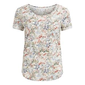 Short-Sleeved Printed T-Shirt VILA