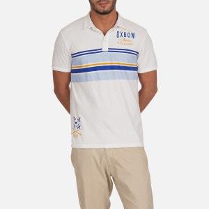Poloshirt, Jersey aus reiner Baumwolle OXBOW