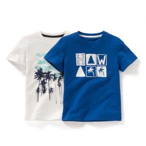 Комплект из 2 футболок, 3-12 лет R édition