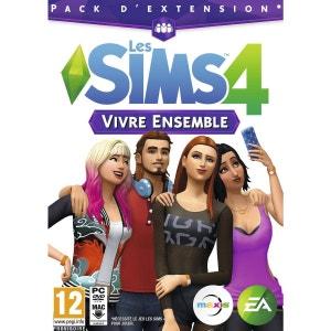 Les Sims 4 : Vivre Ensemble PC EA ELECTRONIC ARTS