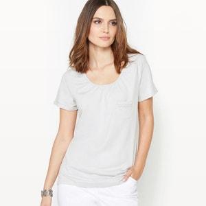 T-shirt, cotone & modal ANNE WEYBURN