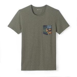 T-shirt fantasia de gola redonda R édition