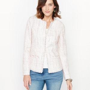 Woven Fabric Jacket ANNE WEYBURN