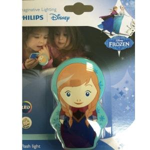 Lampe torche Anna La Reine des Neiges Frozen Disney Philips LA REINE DES NEIGES