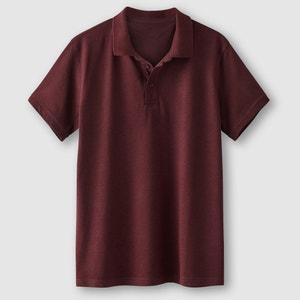 Plain Short-Sleeved Polo Shirt R édition