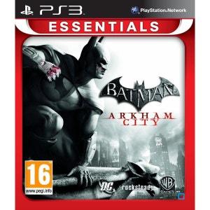 Batman : Arkham City - Essentials PS3 WARNER BROS. INTERACTIVE
