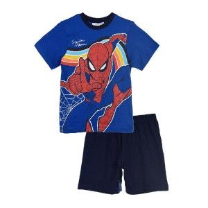 Pijama con short 3-8 años