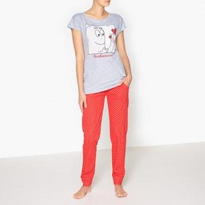 Piżama z nadrukiem, Barbapapa BARBAPAPA