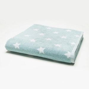 Stars Cotton Towel La Redoute Interieurs