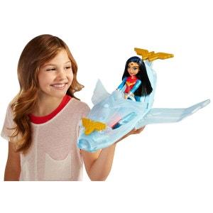 DC Super Hero Girls - Jet Invisible Wonder Woman - MATDYN05 MATTEL