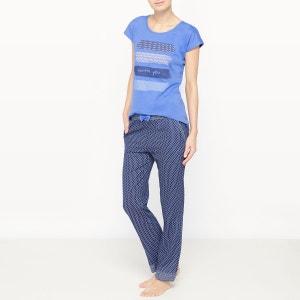 Pyjama manches courtes Indigo DODO