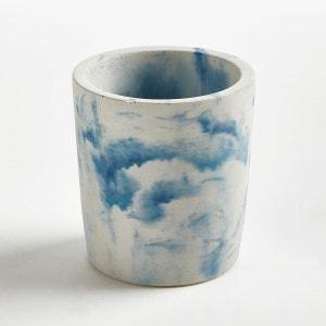 Cache-pot effet marbre Ø12 cm, Angerman AM.PM