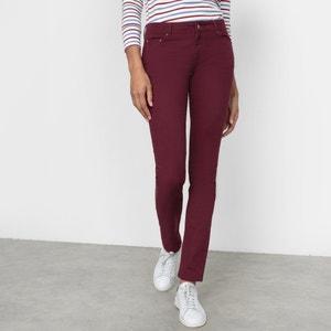 Pantaloni 5 tasche, taglio slim R essentiel