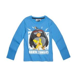 Tee-shirt Manches Longues Garçon ANGRY BIRDS