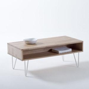 Table basse chêne, Adza La Redoute Interieurs