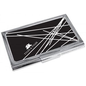 Porte cartes de visite T&T, Diffusion Black TYLER ET TYLER