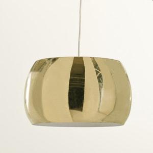 Bolvormige hanglamp in nikkel kleur, Elori La Redoute Interieurs