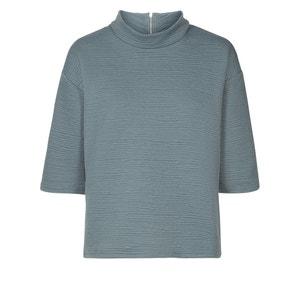 Sweatshirt mit Stehkragen, 3/4-Ärmel NUMPH