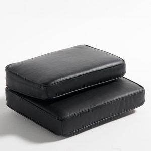 Coussin en cuir pour fauteuil Dilma AM.PM.