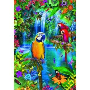 Puzzle 500 pièces : Paradis tropical EDUCA