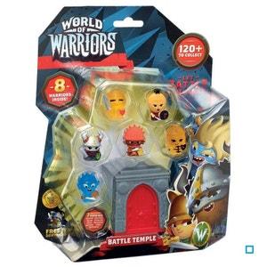 World of Warriors - 8 Pack - GIOWFW03 GIOCHI PREZIOSI