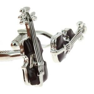 Bouton de Manchette, CLJ, Stradivarius CLJ CHARLES LEJEUNE