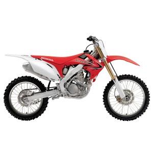 Modèle réduit : Moto Honda CRF250R : Échelle 1/12 NEW RAY